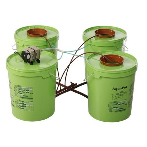 Гидропонная установка капельного полива